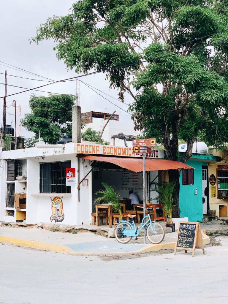 Tulum Pueblo The Ideal Weekend in Tulum Itinerary Chubby Diaries