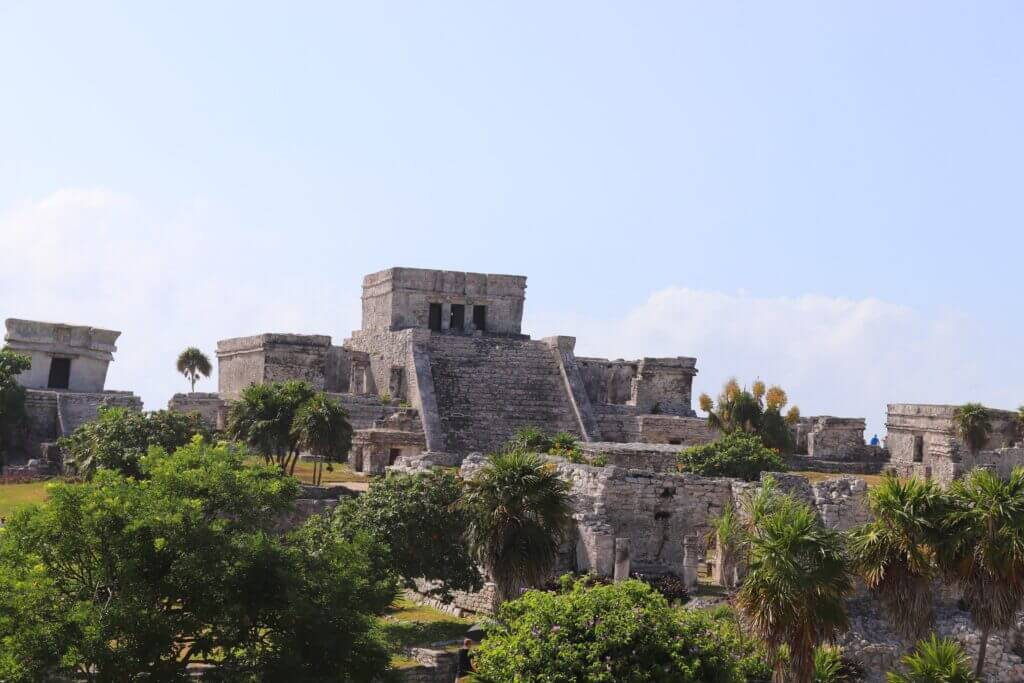 Tulum Archaeological Zone The Ideal Weekend in Tulum Itinerary Chubby Diaries