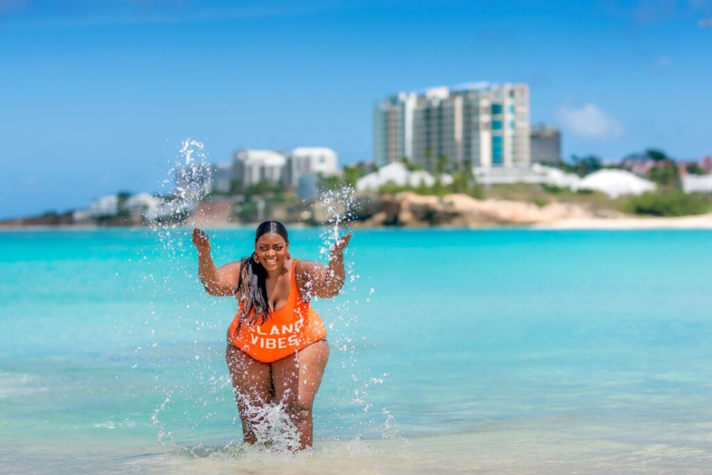 Léila Latoya darkbeautyl 15 Plus Size Travel Bloggers You Should Know About Chubby Diaries