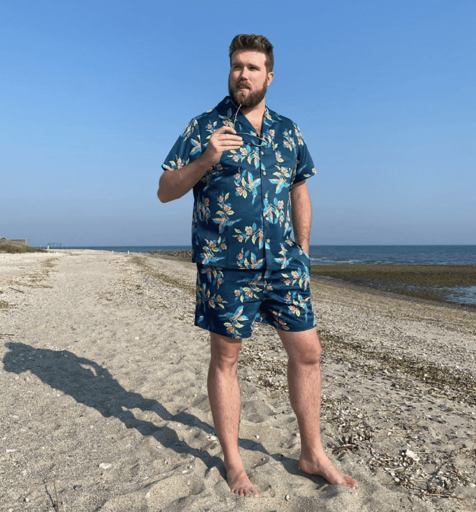 Zach Miko 15 Plus Size Travel Bloggers You Should Know About Chubby Diaries