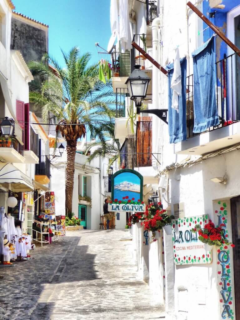 Ibiza, Spain Belinda Hewings Chubby Diaries