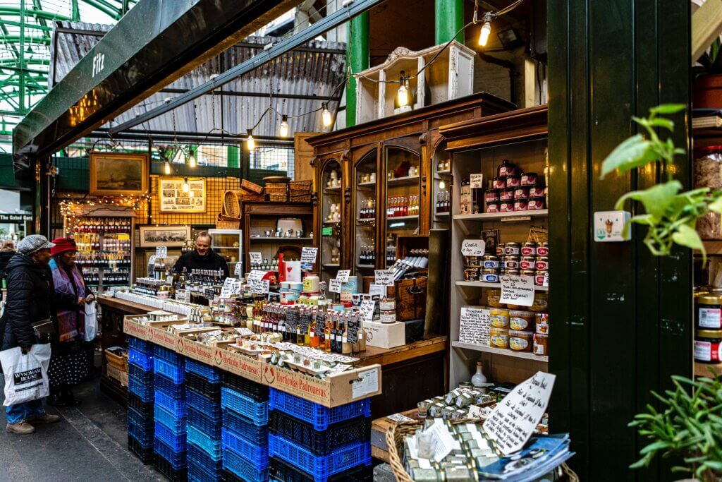 Borough Market 2 Days in London A Plus Size Friendly Itinerary Chubby Diaries