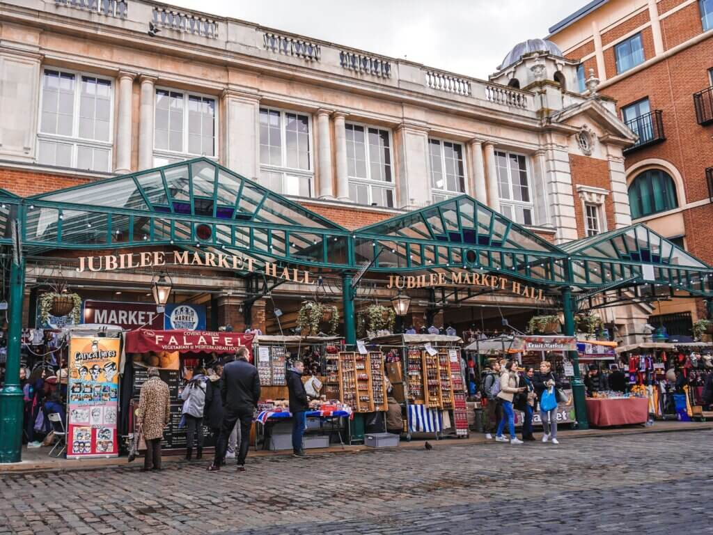 Covent Garden 2 Days in London A Plus Size Friendly Itinerary Chubby Diaries