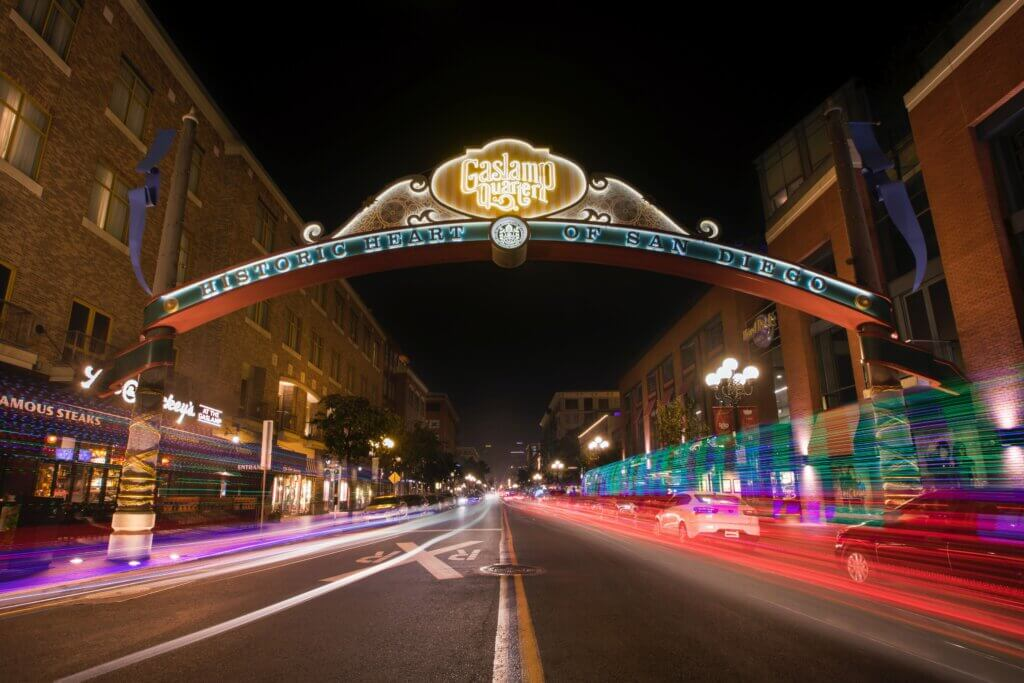 Gaslamp Quarter Plus Size Friendly Guide to San Diego Chubby Diaries