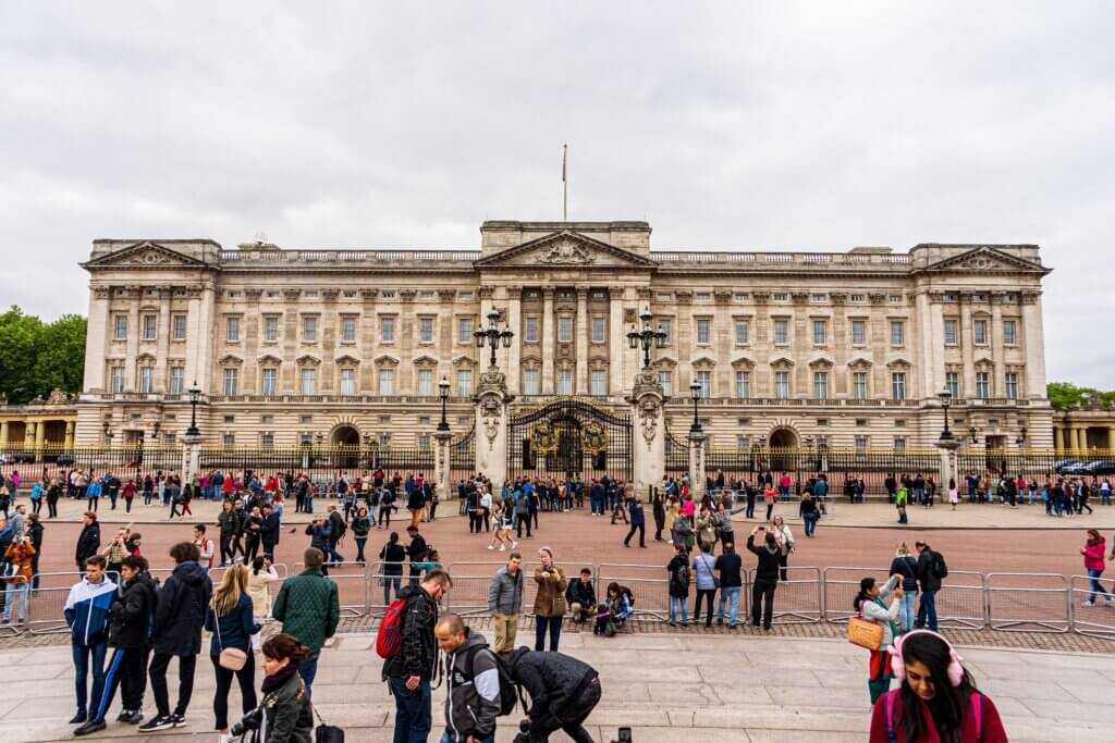 Buckingham Palace 2 Days in London A Plus Size Friendly Itinerary Chubby Diaries