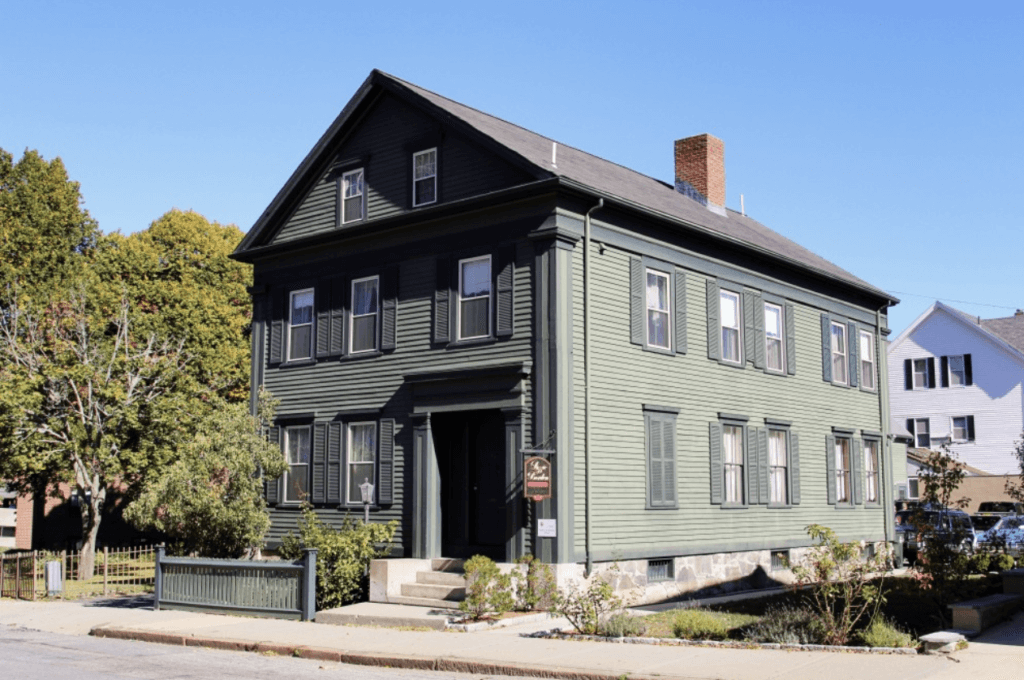 The Lizzie Borden House by Alyson Horrocks 5 Spooky Stays for your Halloween Getaway Chubby Diaries