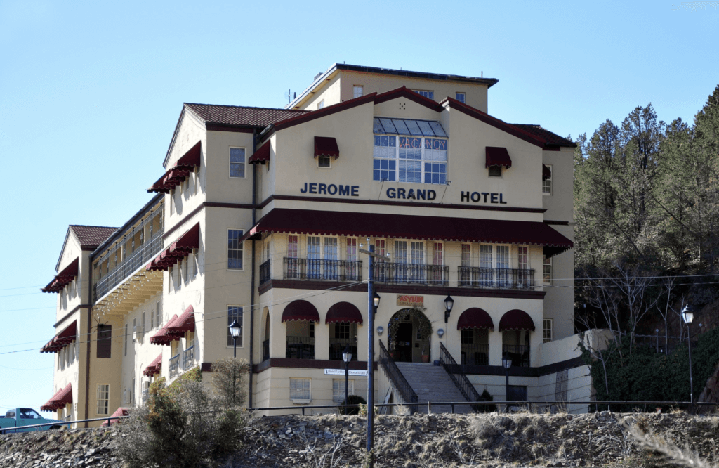 The Jerome Grand Hotel 5 Spooky Stays for your Halloween Getaway