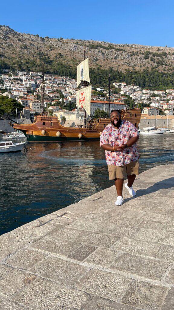 Jeff Jenkins The Ultimate Weekend Guide to Dubrovnik Chubby Diaries Croaita